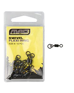 MAD Flexi Ring Swivel Size 8
