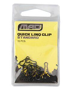 MAD Quick Linq Clip Standaard (15pcs)