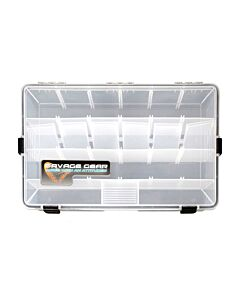 Savage Gear Waterproof Lure Box No.7