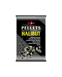 Carpzoom Big Carp Catfish Halibut Pellets | 28mm 800gr