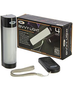 NGT Bivvy Light Small - USB Rechargable 2600mAh Light with Remote