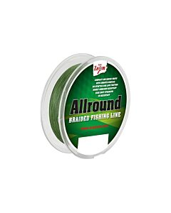 Carpzoom Allround Braided Fishing Line Green 110mtr (in diverse maten)