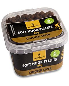 Browning Soft Hooker Pellets 6mm 80gr (in diverse smaken)