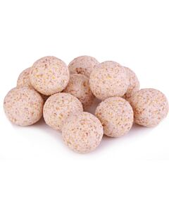 Budget Baits Ready Made Boilies 10kg - Coco & Banana 20mm