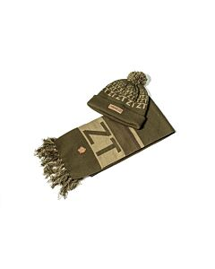 Nash ZT Hat & Scarf Set