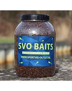 SVO Particle Range Ready Made 3000ml - Chilli Hempseed