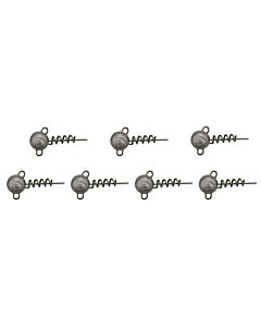 Fox Rage Cork Screw Jighead 3gr (7pcs)