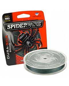 Spiderwire Dura-Silk Green Braid | 0.35mm 137mtr