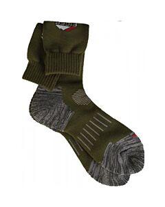 Eiger Profit Sock Olive Green | Size 40/43