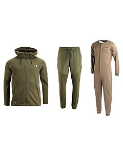 MEGA DEAL - Nash Emboss Tracksuit Top + Bottom + All in One Skin (in diverse maten)