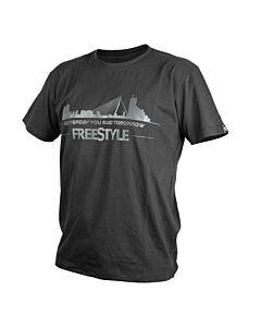 Spro Freestyle T-Shirt Black