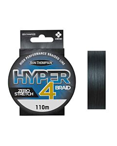 Ron Thompson Hyber 4-Braid 110mtr Grey