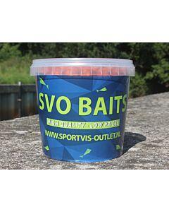 SVO Boilie Range 20mm 700gr Secret Mango