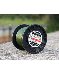 Spro Dynafill PE Braid Green 2000mtr (in diverse maten)