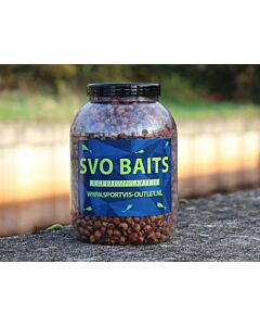 SVO Particle Range Ready Made 3000ml - Tigernuts