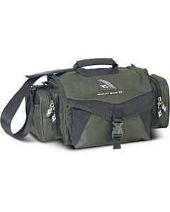 Iron Claw Multi Bag (incl. 4 tackle boxen)