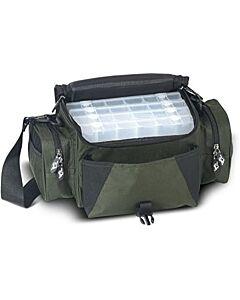 Iron Claw Multi Bag (incl. 4 tackle boxen)