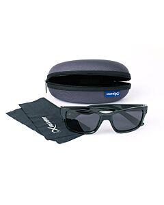 Matrix Sunglasses Trans Black Casual/Grey Lense