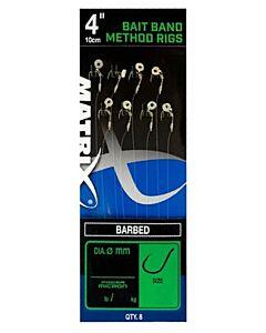 Matrix Method Rigs Pellet Band | 0.18mm Hooksize 18