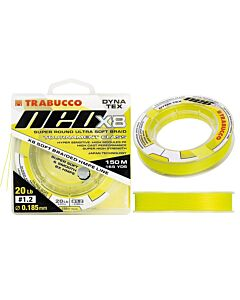 Trabucco Neo X8 Yellow 150mtr | 0.128mm