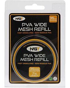 NGT PVA Refill Wide 35mm 7mtr