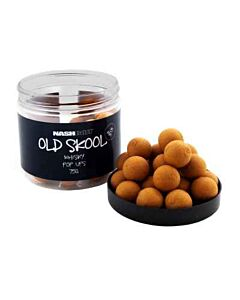 Nash Oldskool Whisky Pop-Ups 15mm 75gr