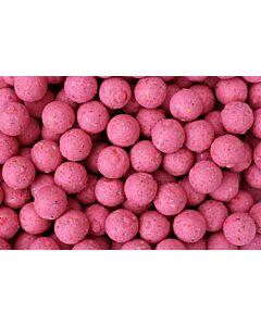 SVO Boilie Range 15mm 20kg Raspberry Fish