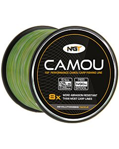 NGT Camo Line 0.28mm | 1490mtr