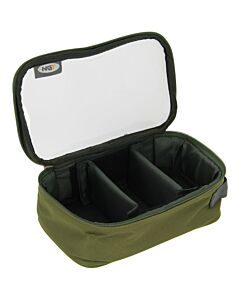 NGT Lead Bag Clear Top 3 Compartments