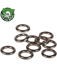 MAD CAT Solid Rings 9mm (20pcs)