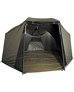 Soul Superior Oval Brolly (incl. mozzy)
