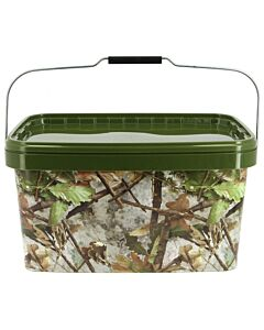 NGT Camo Square Bucket 5L