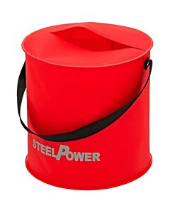 MADCAT Steelpower Foldable Fish/Bait Bucket
