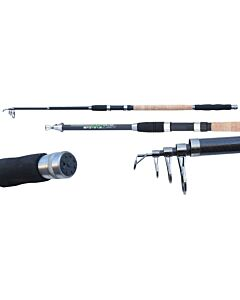 Carpzoom Action Tele Carp Rod 300cm 60-120gr