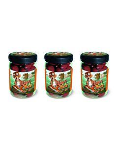 3 HALEN 1 BETALEN | Radical Tiger's Nuts Pop-Ups Incl. geurstofcapsule (mix 16mm & 20mm)