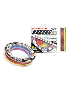 Trabucco Neo X8 Multicolor 300mtr