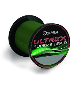 Quantum Ultrex Super 8-strand Braid 0.17mm 1000mtr